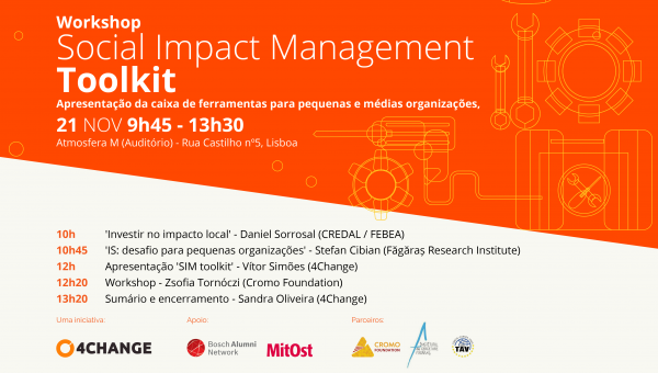 Workshop Social Impact Management Toolkit